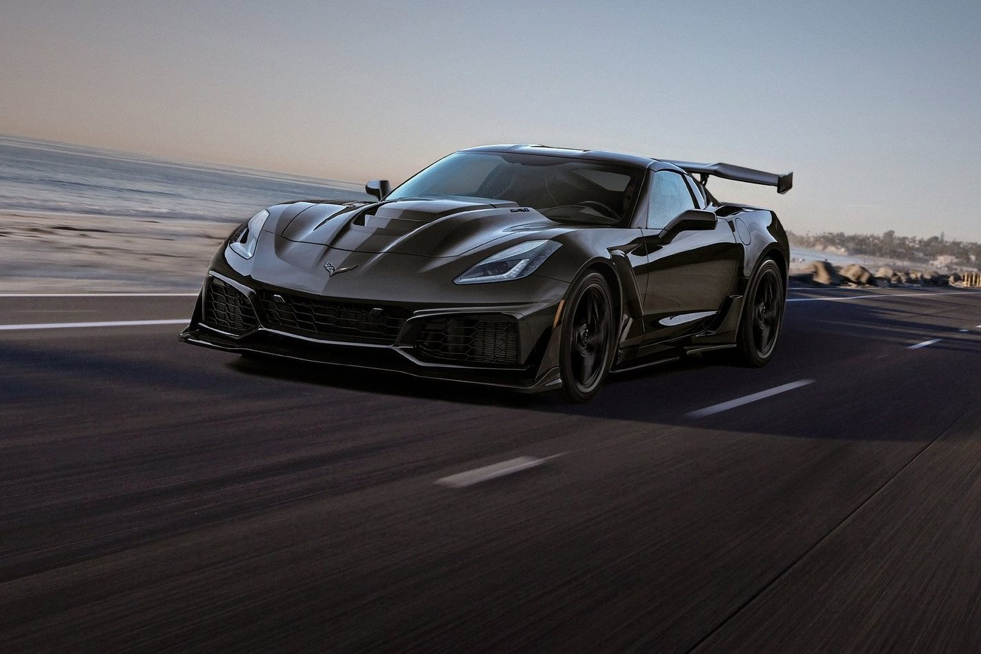 2018 Chevrolet Corvette Zr1 Will Crack 100km H In Less Than Three Seconds