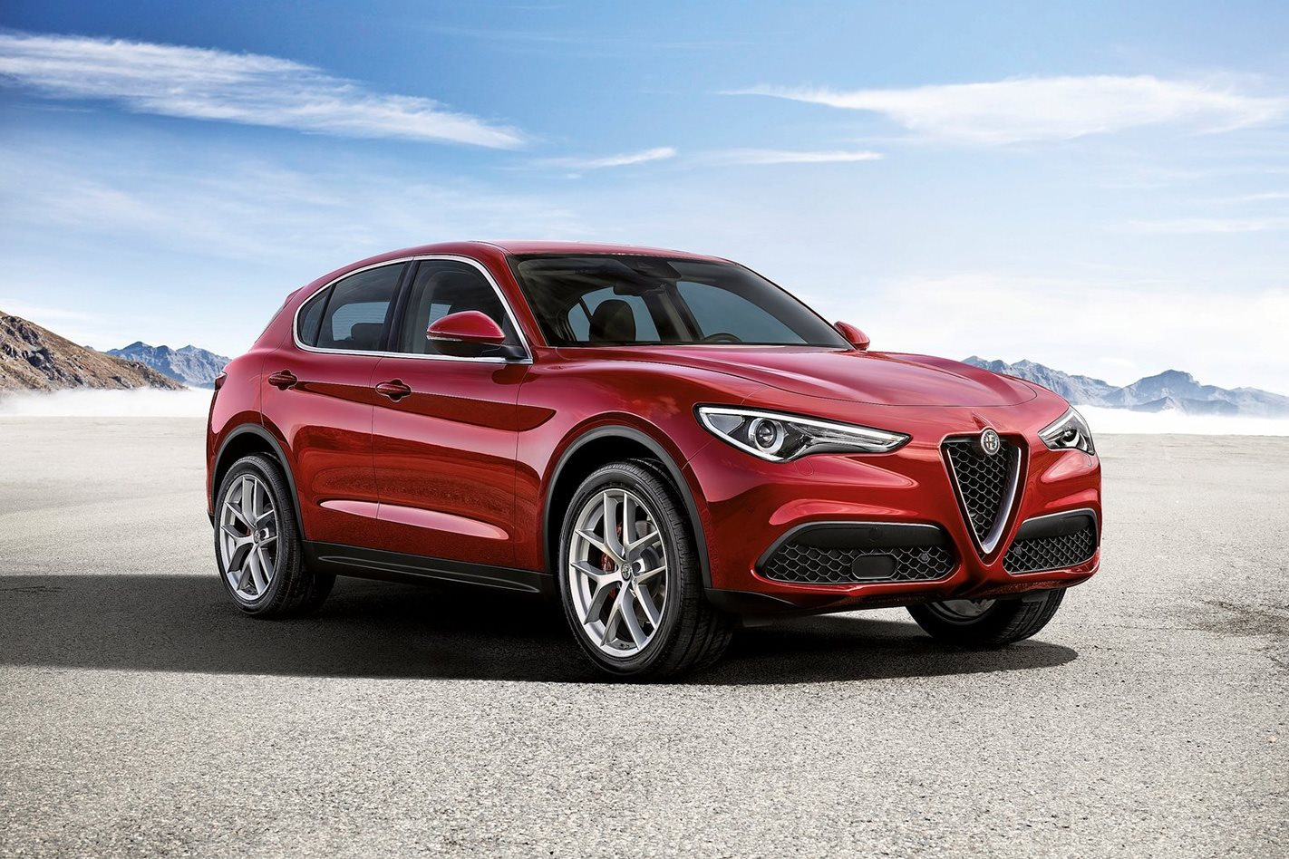 2018 Alfa Romeo Stelvio Price >> 2018 Alfa Romeo Stelvio Ti Pricing And Features