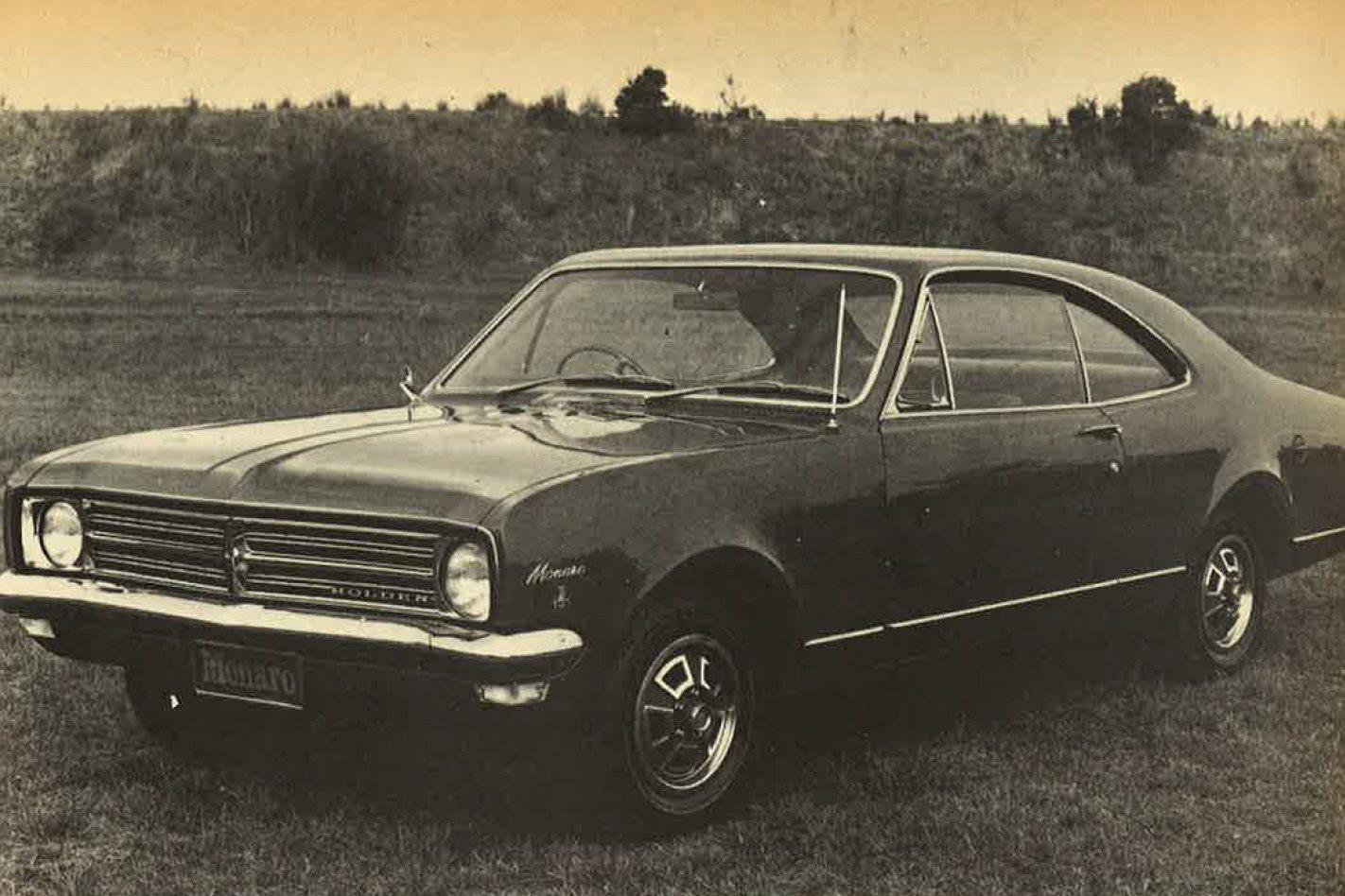 1968 Holden Monaro Review