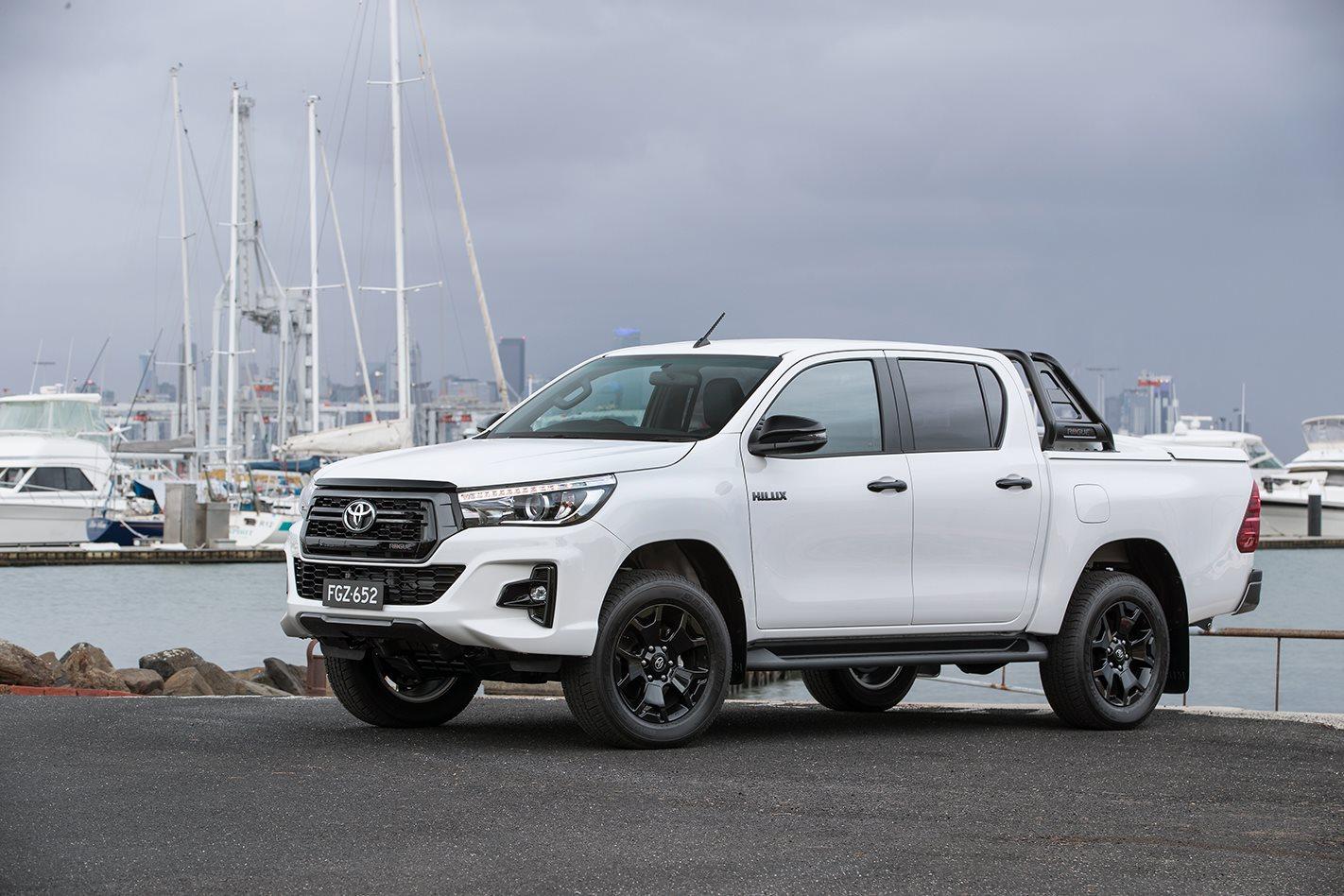 Toyota facing legal action over HiLux, Prado diesel