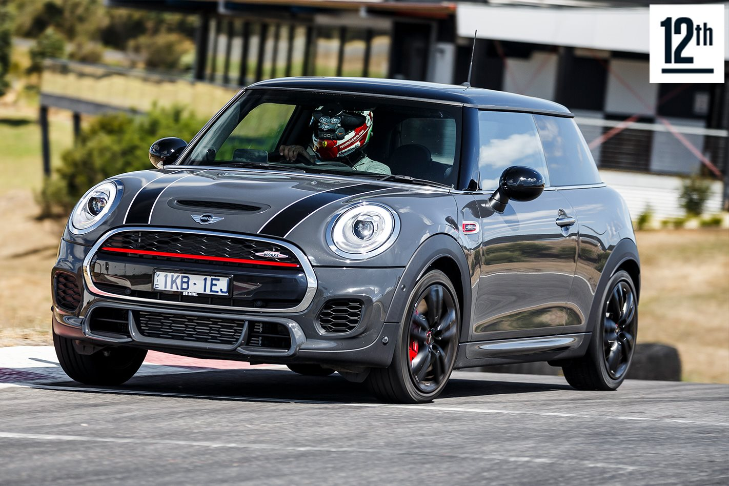 2018 Mini Cooper S Jcw Hot Hatch Megatest 12th