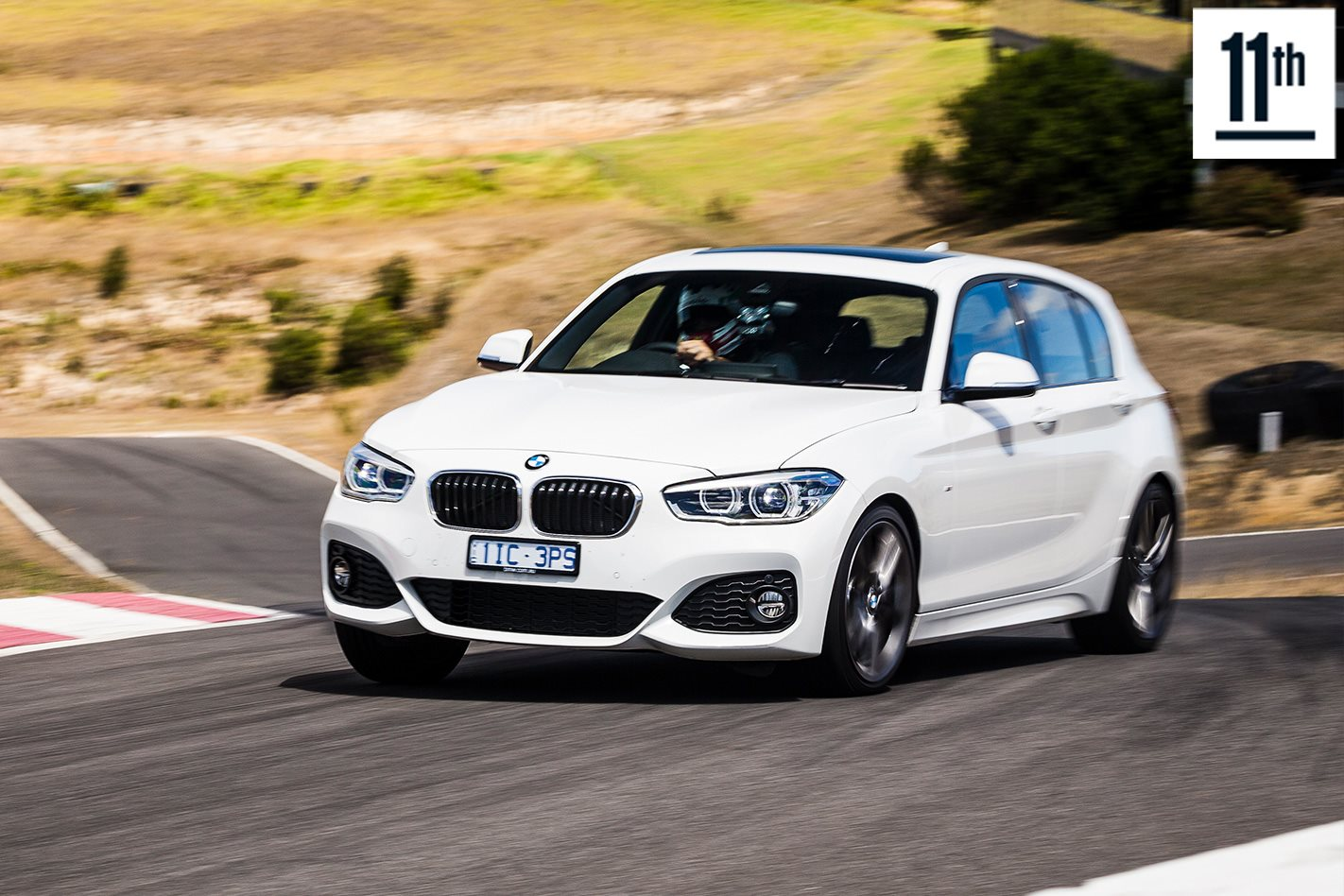 2018 BMW 125i M Sport: Hot Hatch Megatest 11th