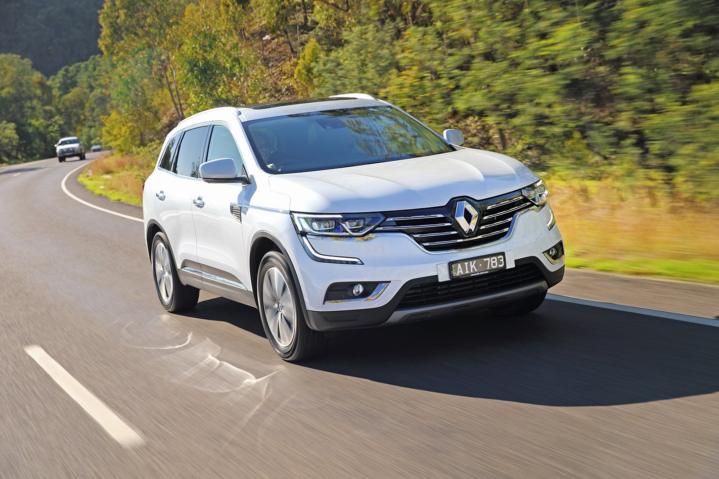 Renault Koleos 2018 Review, Price & Features