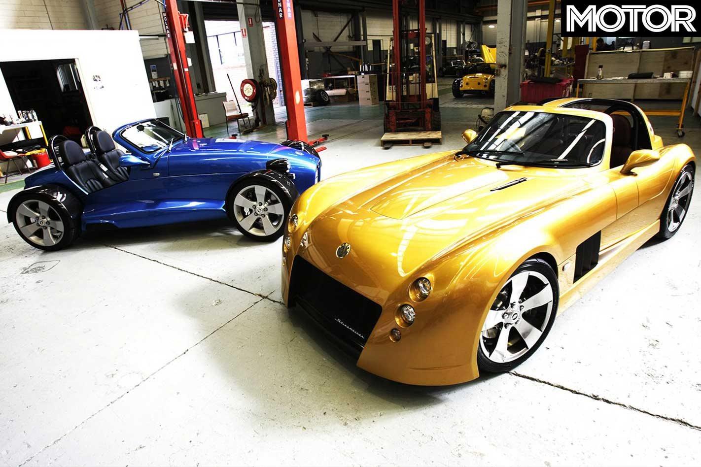 History Of Australian Sports Cars