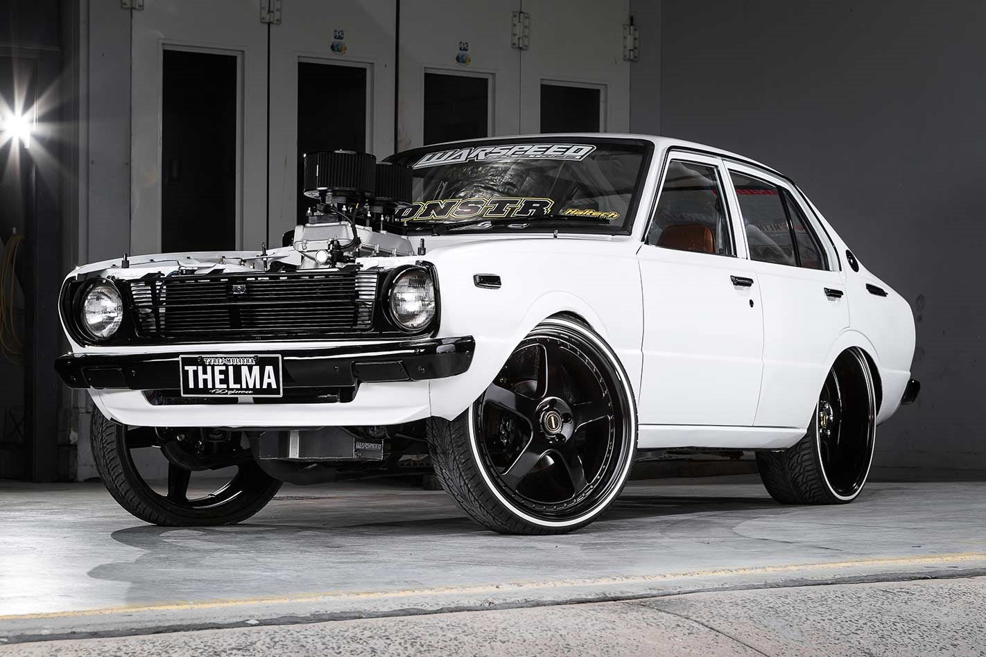 Ls Powered 1978 Toyota Ke30 Corolla