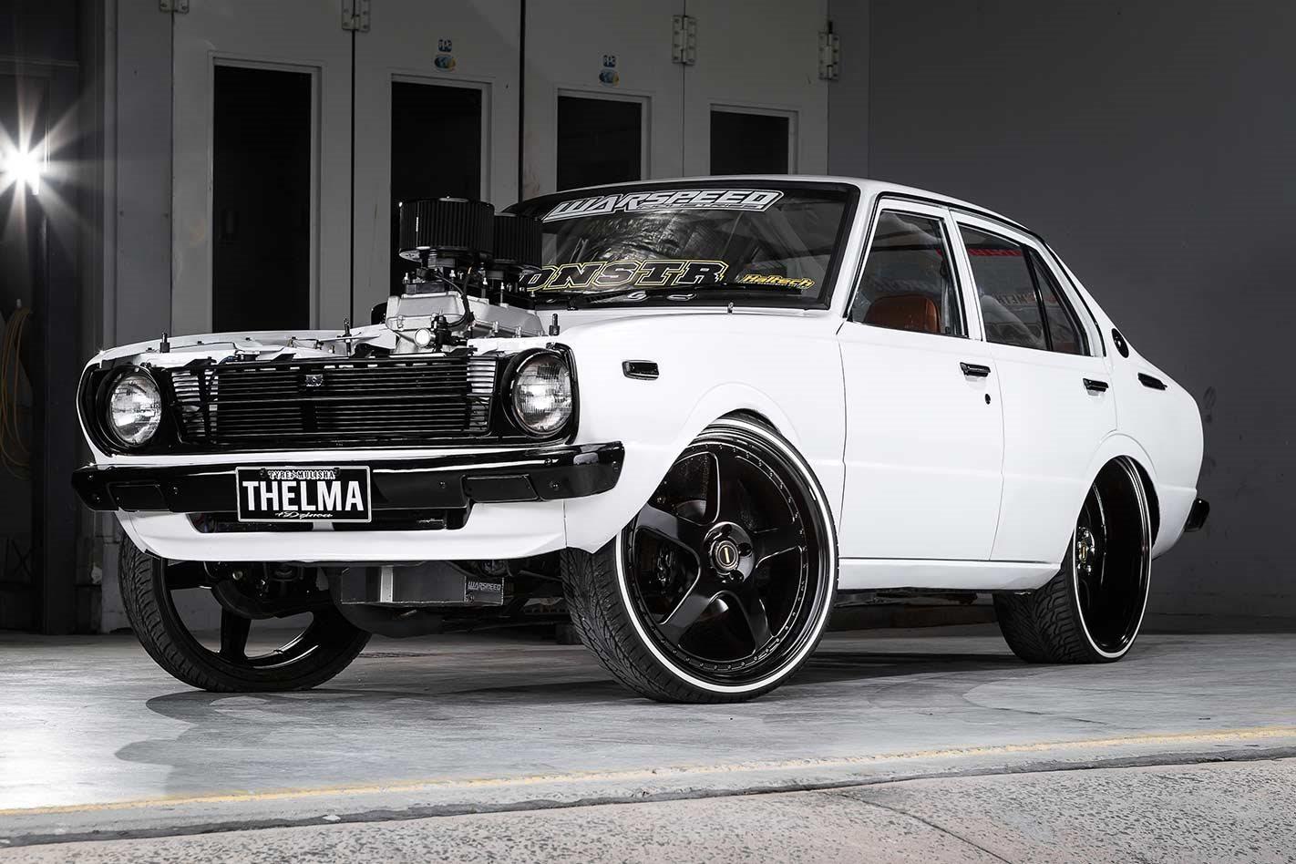 LS-powered 1978 Toyota KE30 Corolla