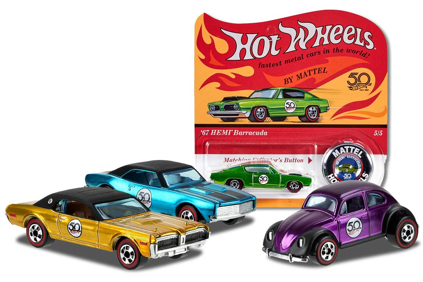 Hot Wheels Turns 50 Years Old Hotwheels Datsun 620 Red