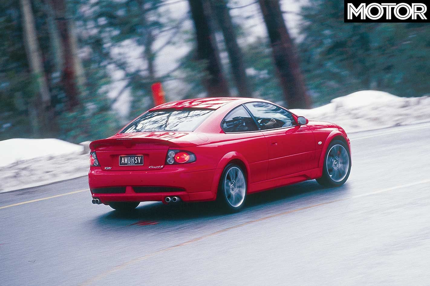 2004 HSV Coupe 4 performance review: classic MOTOR