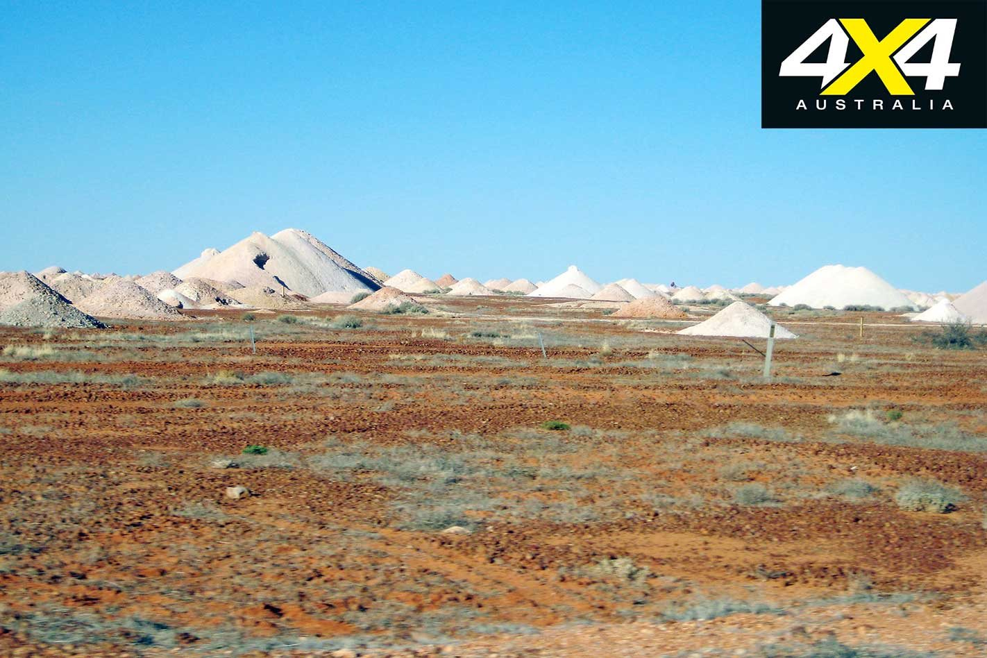 4x4 trip from Coober Pedy to Mt Dare, SA