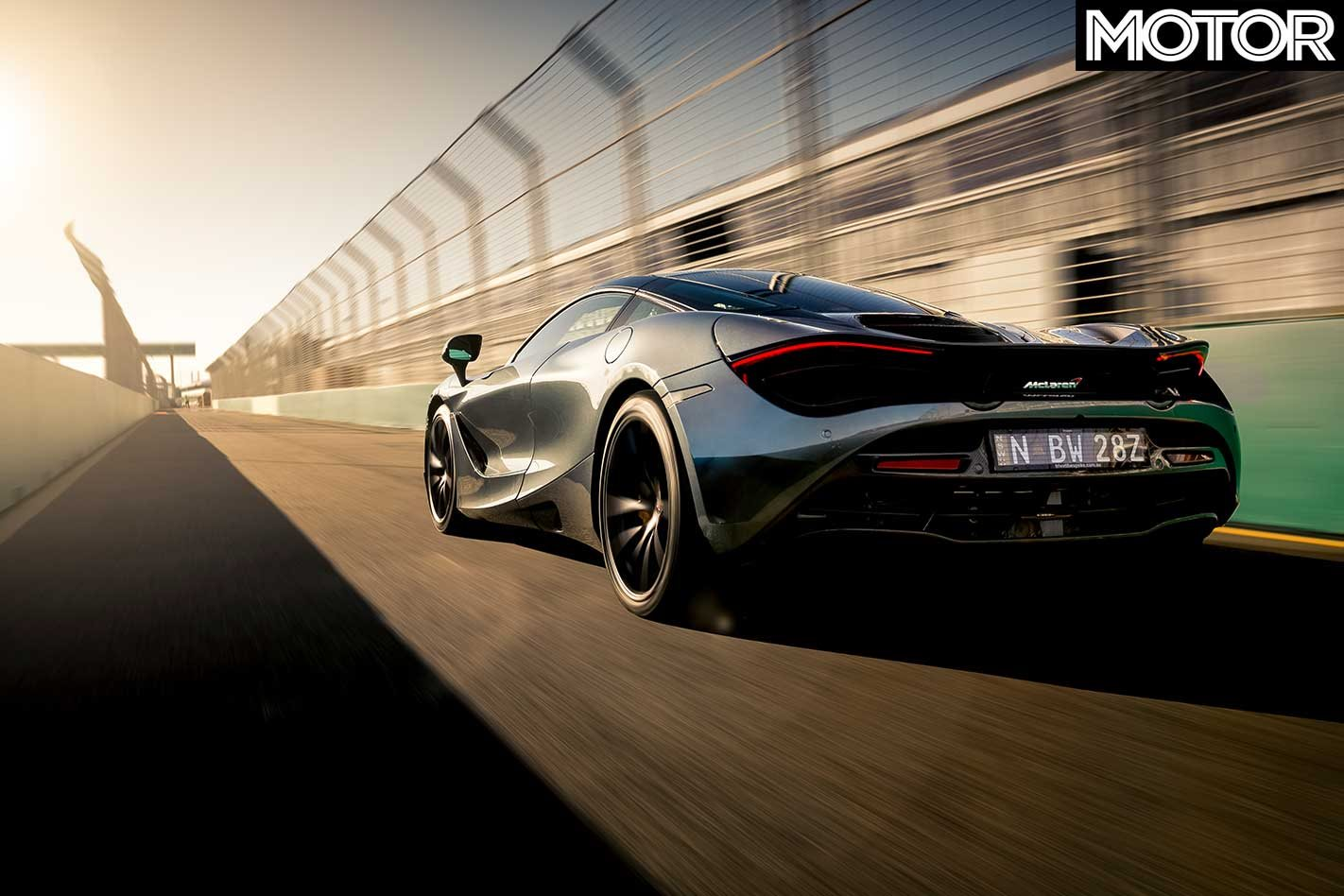 2018 McLaren 720S performance review