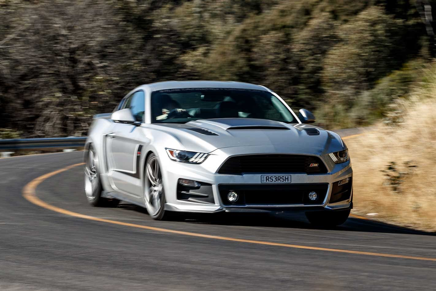 2017 roush rs3 mustang performance review