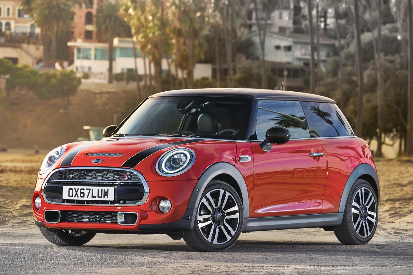 2018 Mini Facelift Brings Entry Level Price Bump