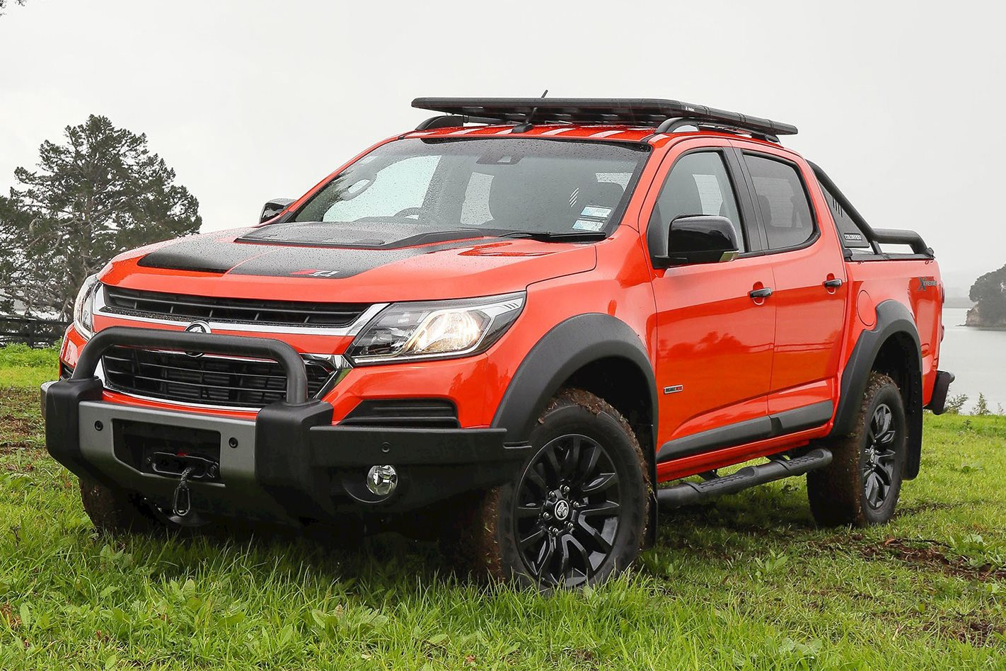 Holden Colorado Xtreme To Premiere In New Zealand