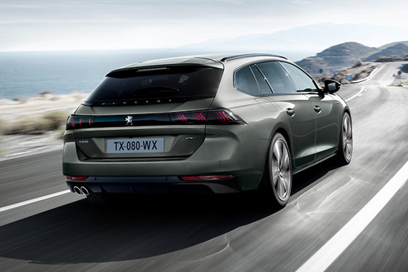 2019 peugeot 508 wagon revealed. Black Bedroom Furniture Sets. Home Design Ideas