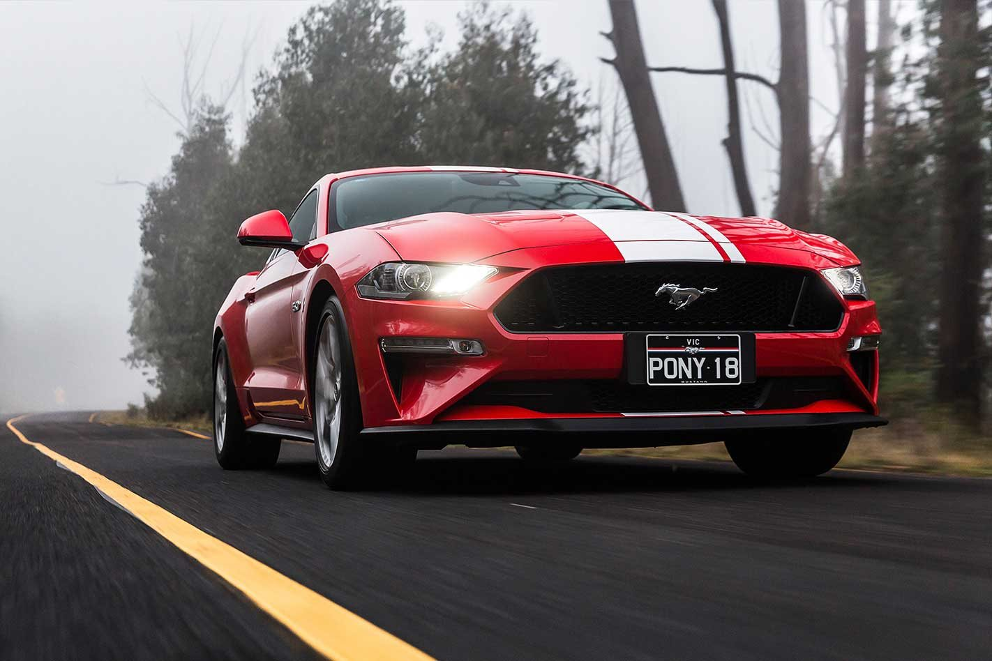 2018 ford mustang gt performance review