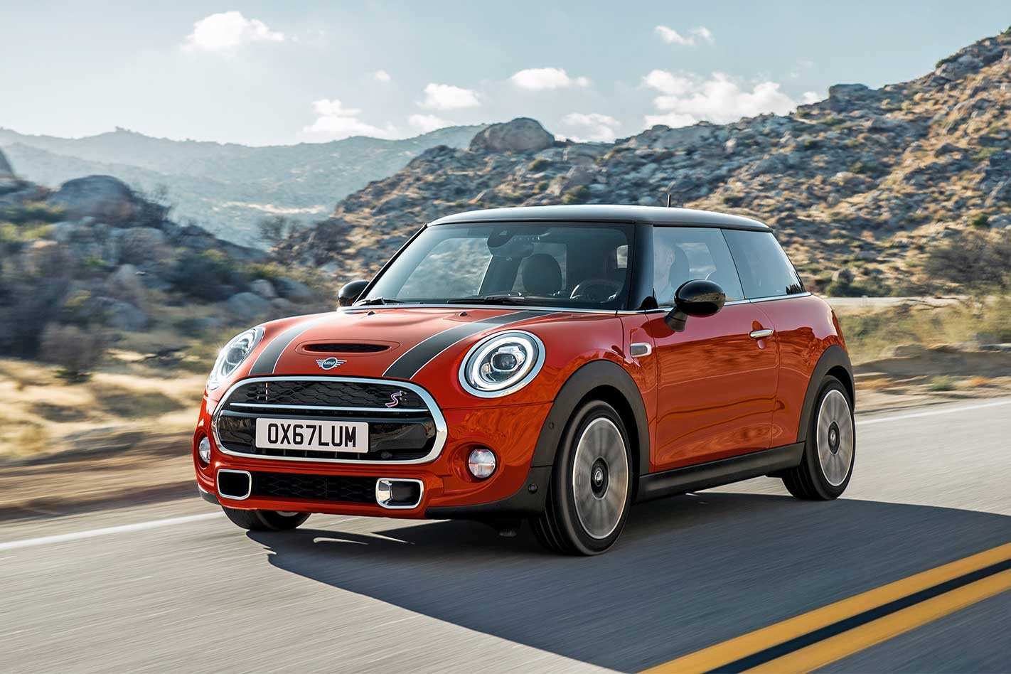 2018 Mini Cooper S Performance Review