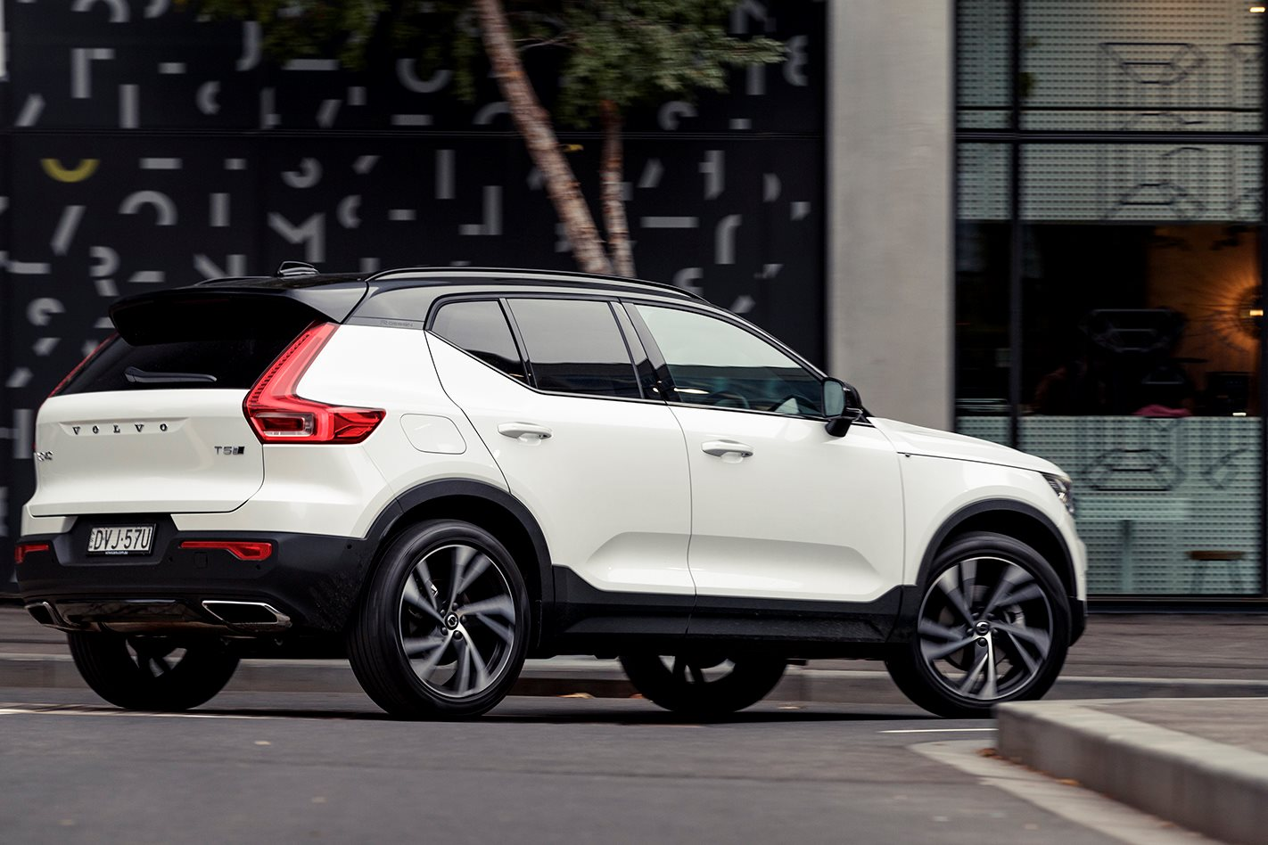 volvo xc  review price features