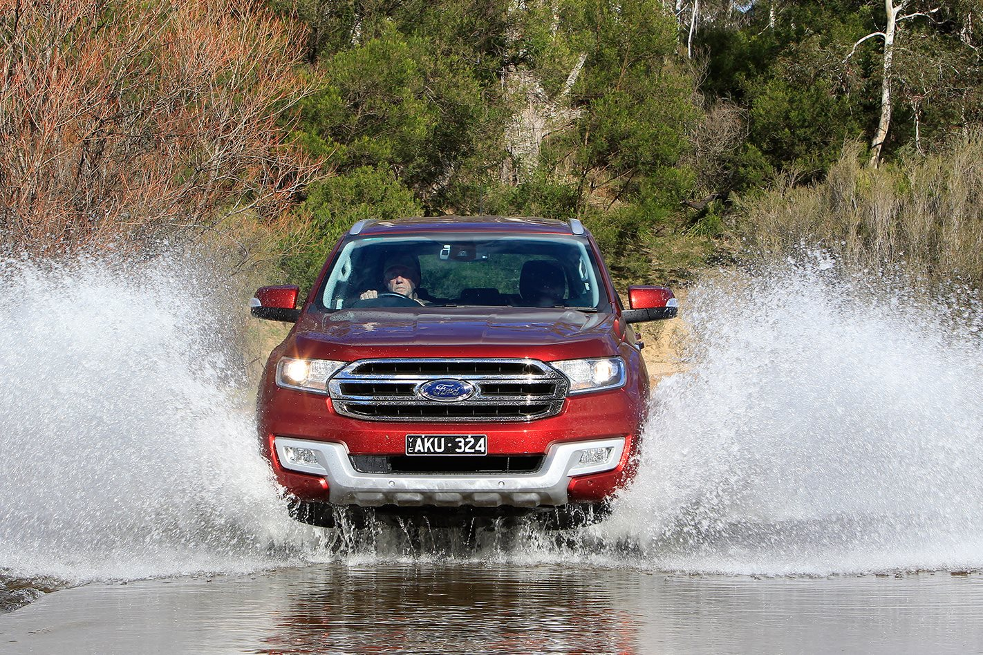 2018 ford ranger and everest recall issued