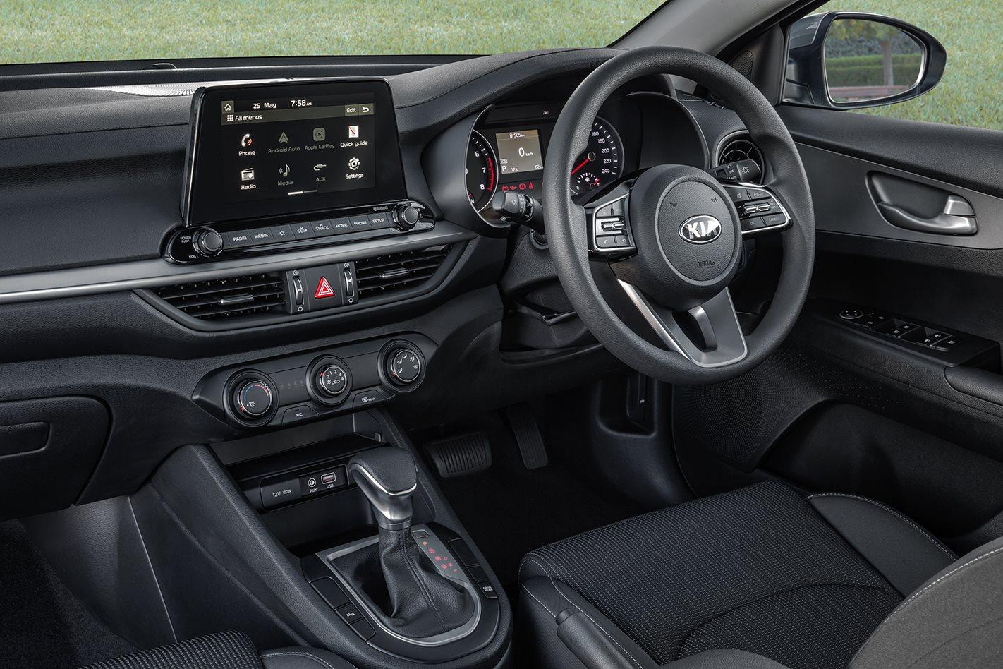 Kia Cerato Sedan 2019 Review, Price & Features | Australia