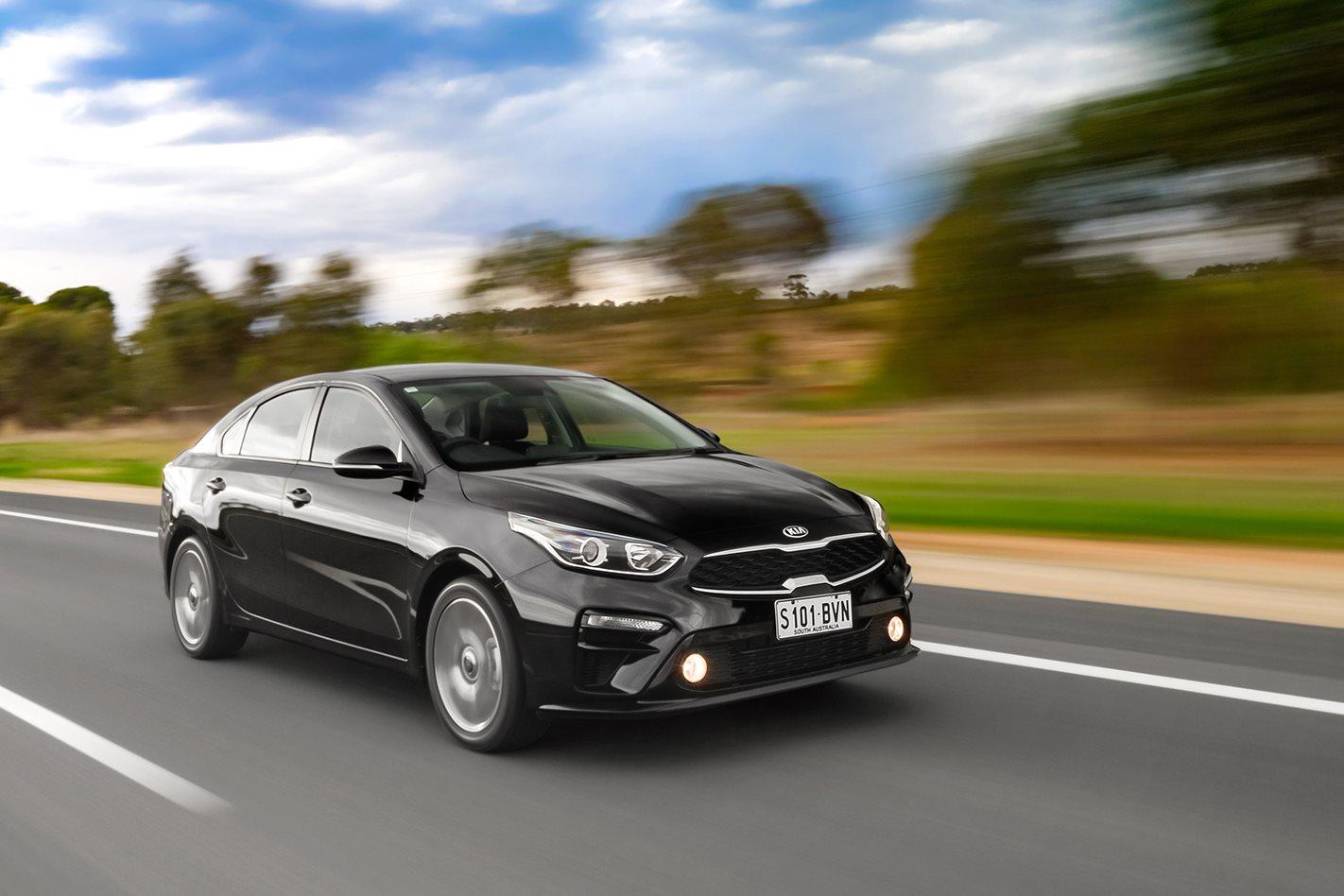 Kia Cerato Sedan 2018 Review Price Features