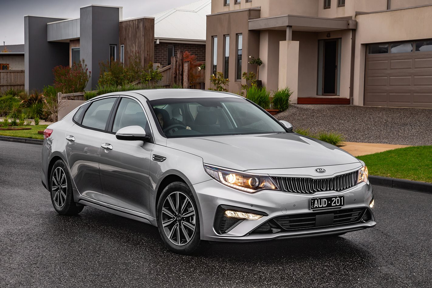 2019 Kia Optima Pricing And Features