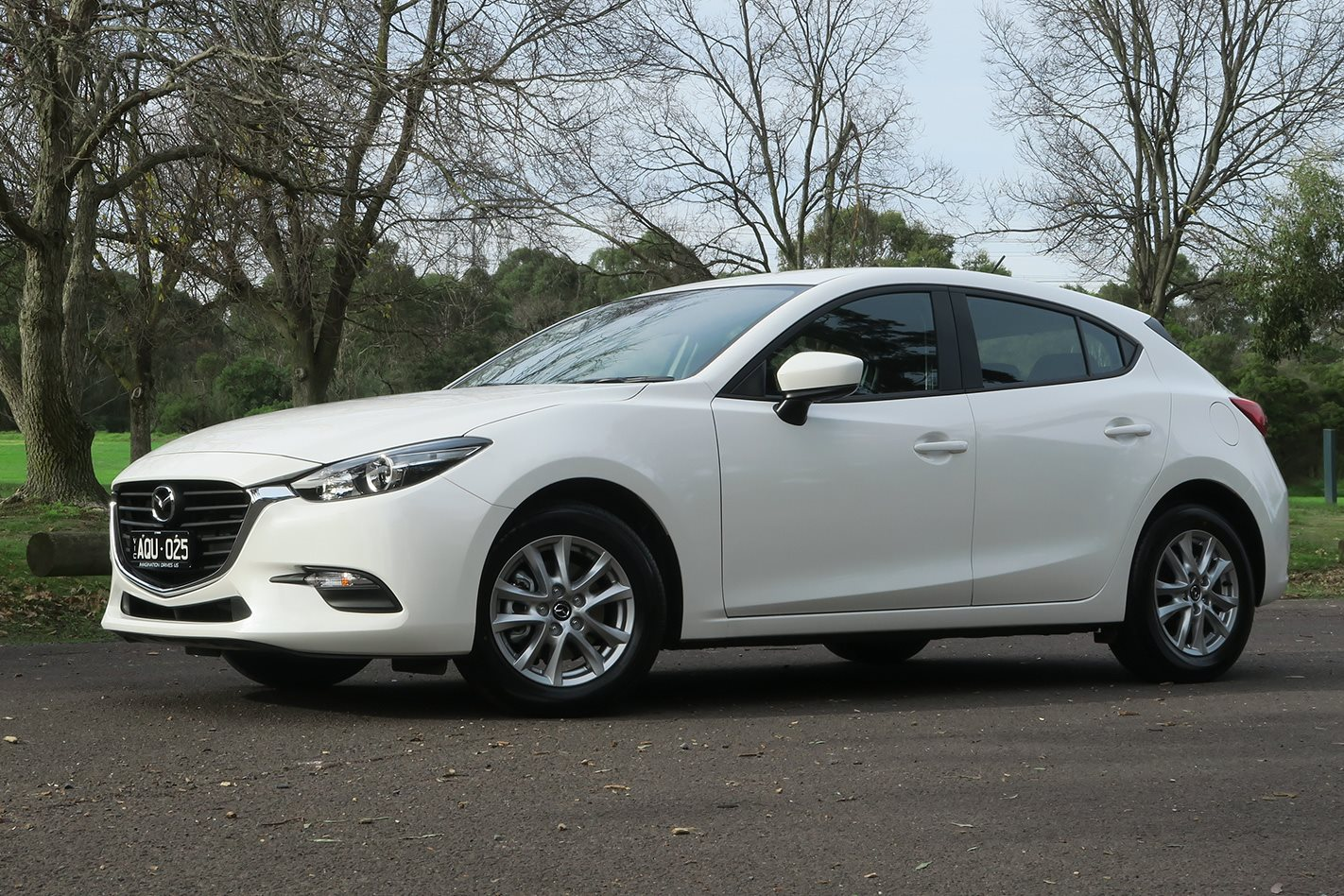 Top Gear Tyres >> 2018 Mazda 3 Neo Sport quick review