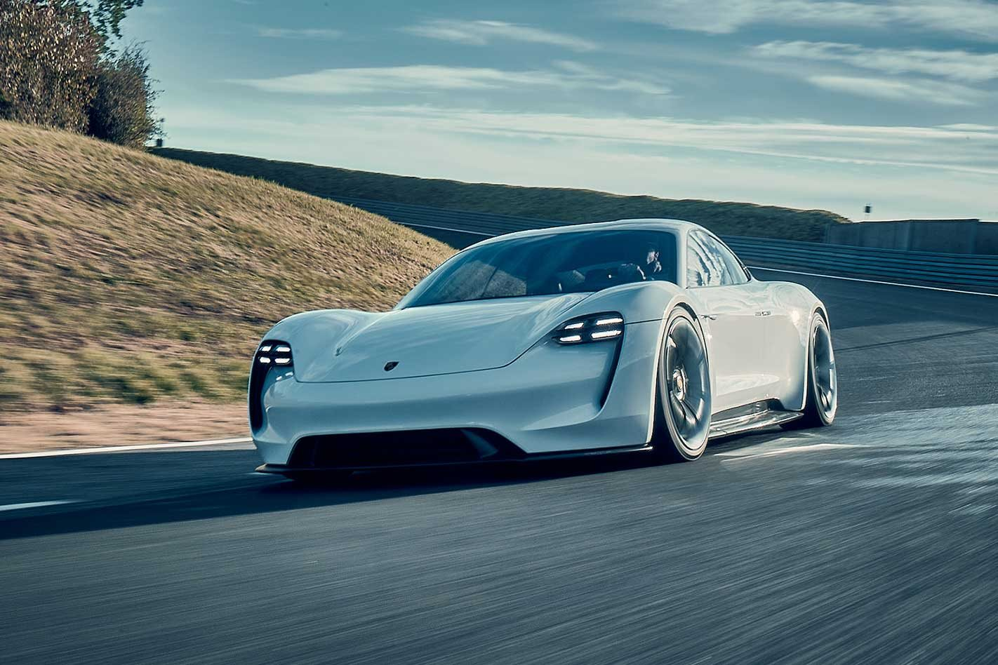 2019 Porsche Taycan What We Know So Far