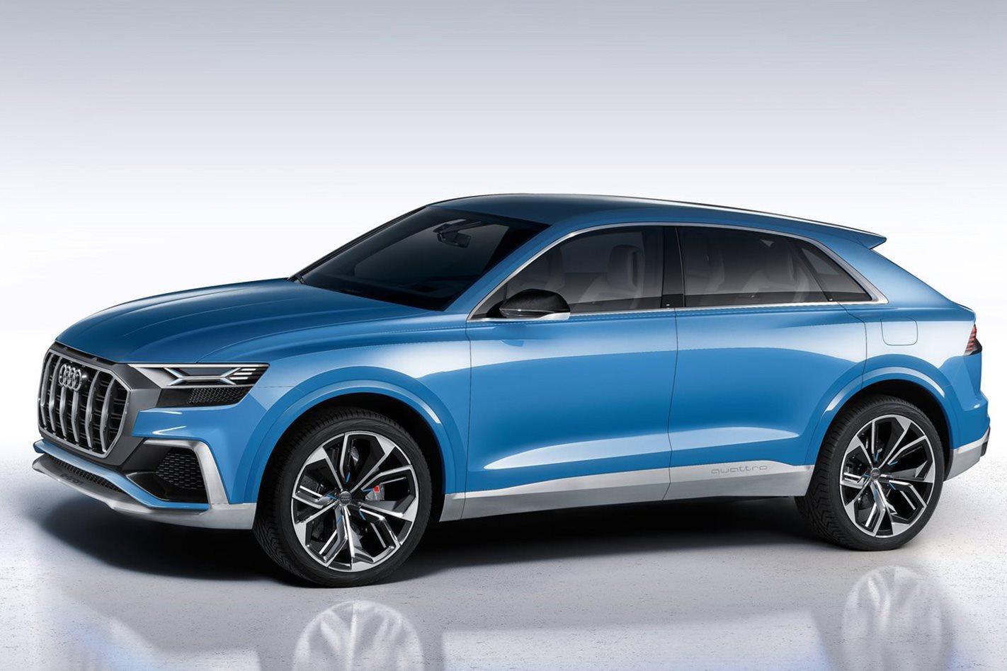 2019 Audi RS Q8 breaks company power ceiling: report