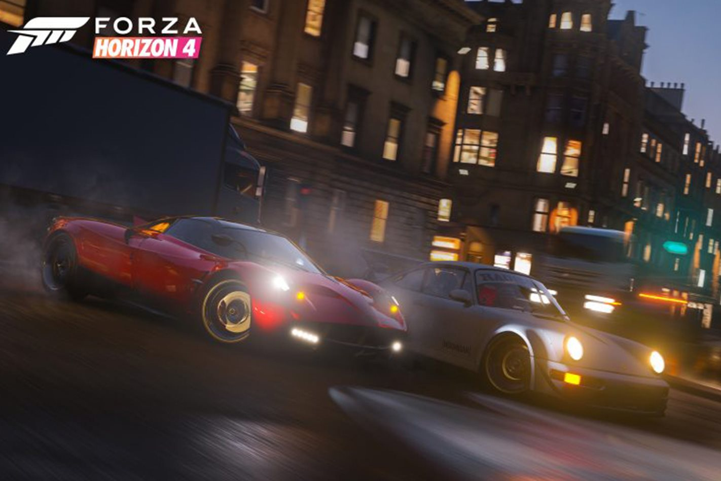 Forza Horizon 4 Car List Leaked Ahead Of Launch