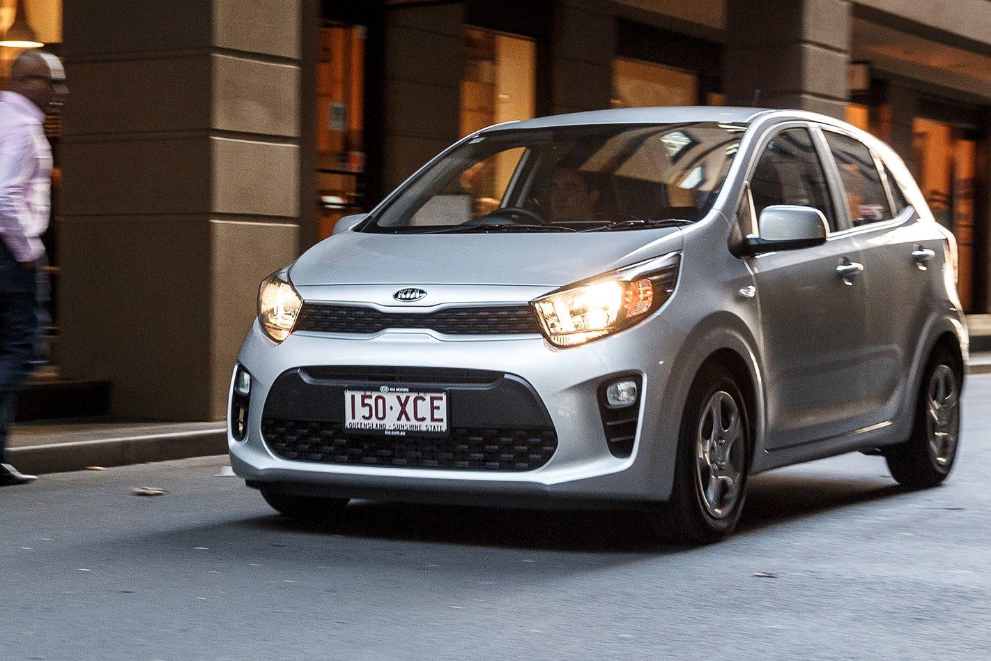 Australia's 10 cheapest cars of 2018