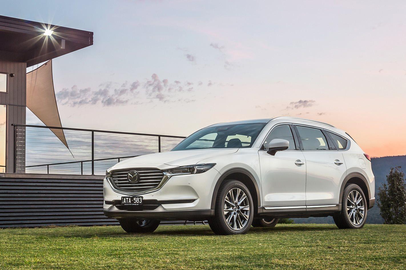 2018 Mazda Cx 8 Review