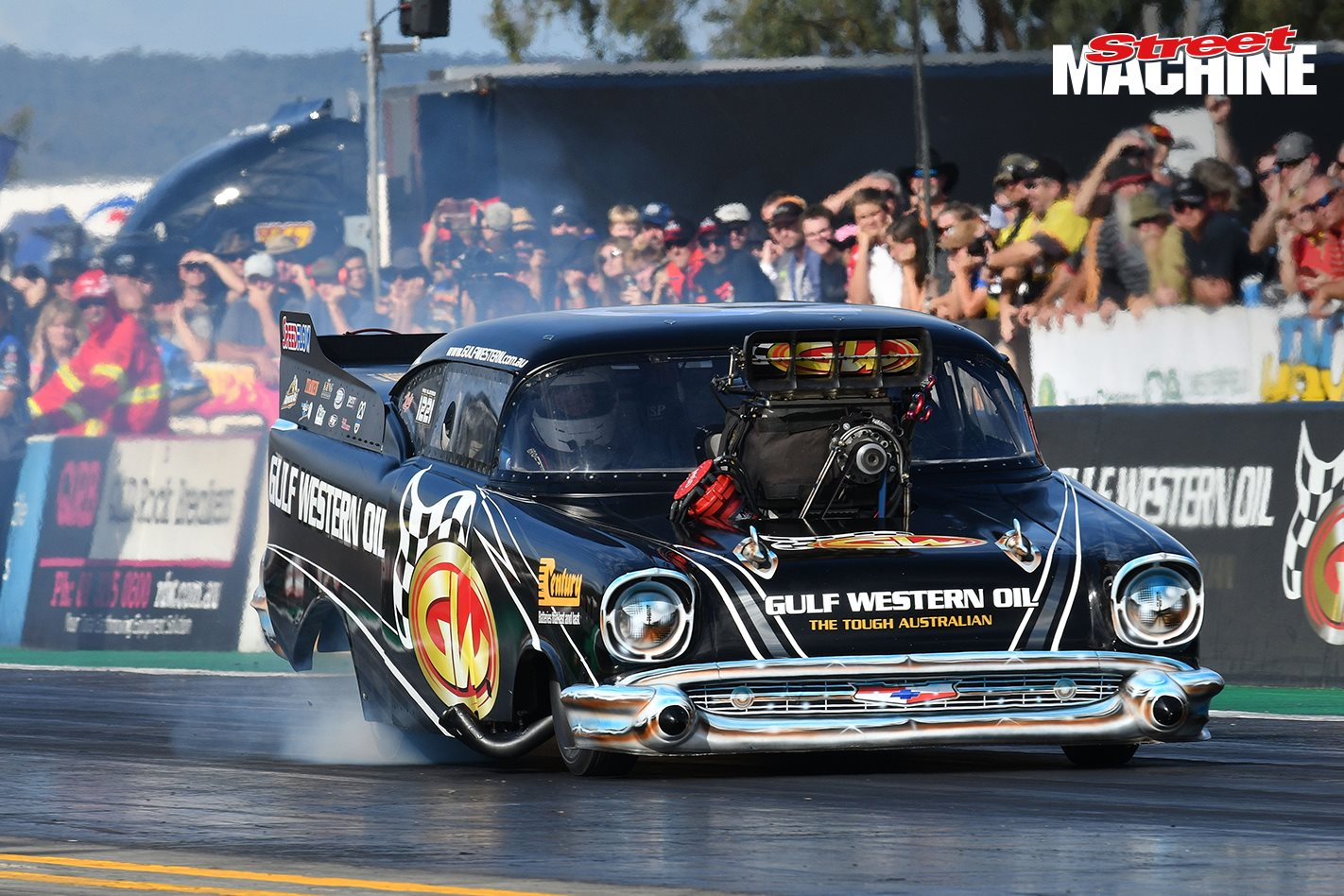 Top Gear Tyres >> Victor Bray returns to drag racing at the Winternationals