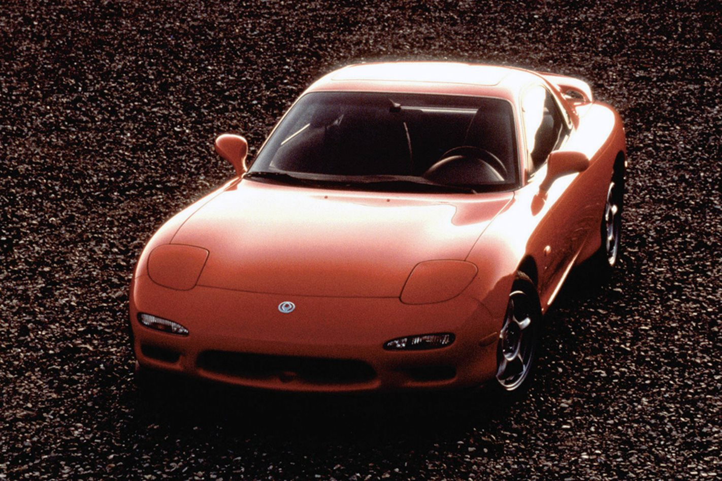 Mazda Rx 7 Evolution Of The Badge 1992 Rx7 Engine Staggeringly Twin Rotor Still Hadnt Grown Beyond 13 Litres Which Meant Final Could Brag An Output 158kw Per Litre