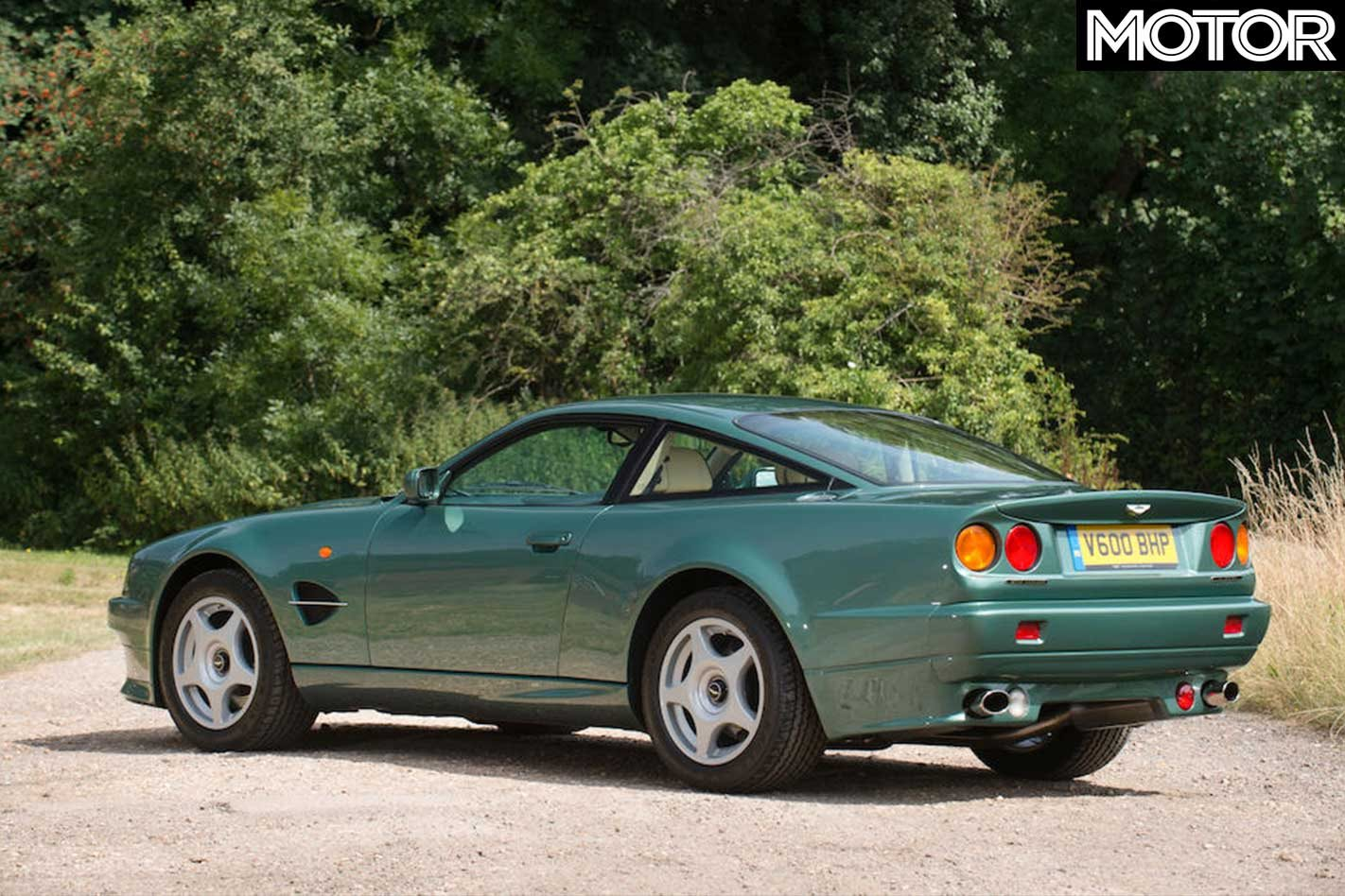1998 2000 Aston Martin V600 Le Mans Fast Car History Lesson