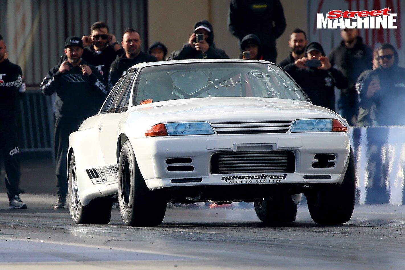 World's quickest Skyline GT-R – 6 93@203mph