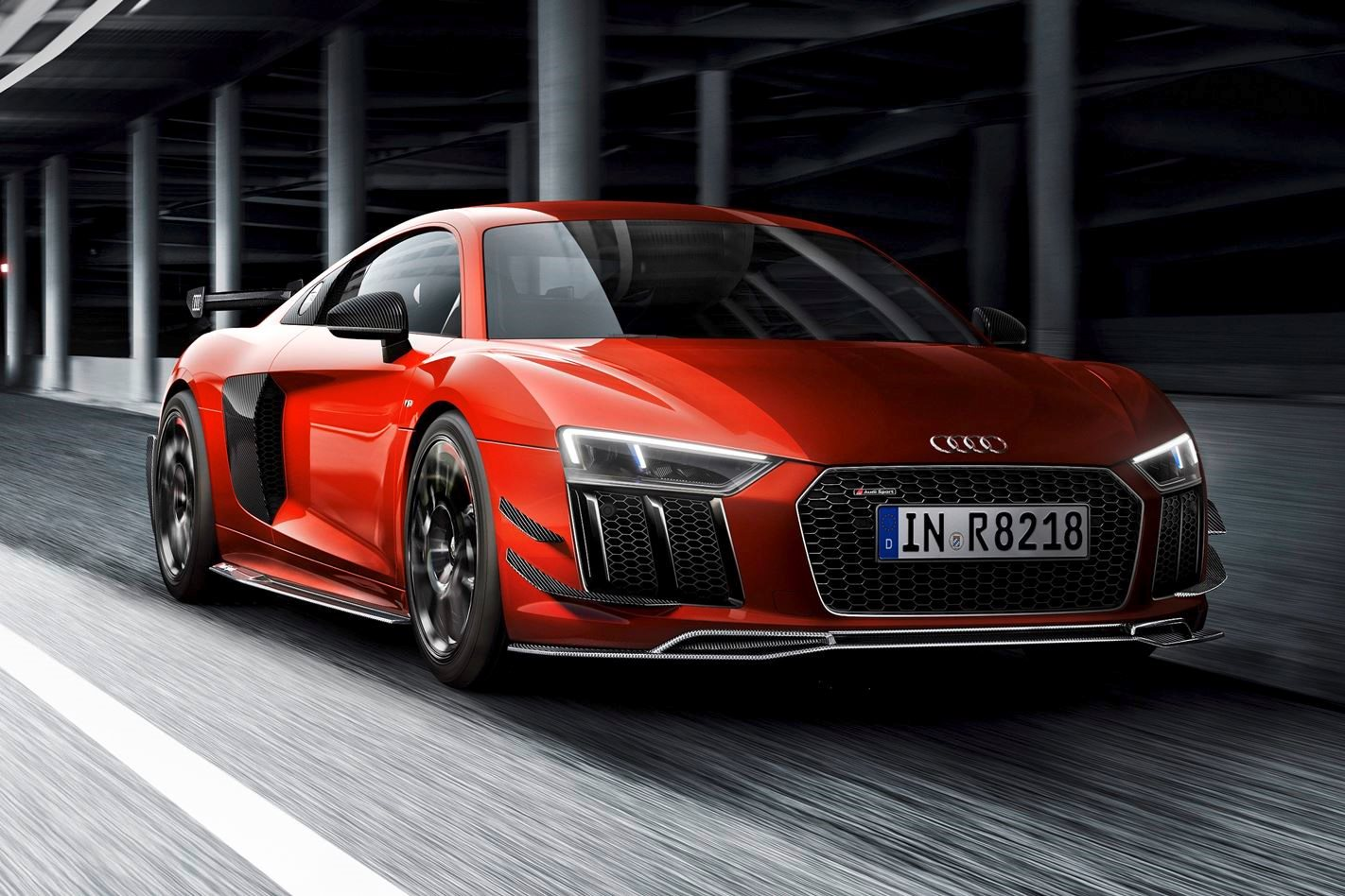 Audi R8 Performance Parts Limited Editions Revealed
