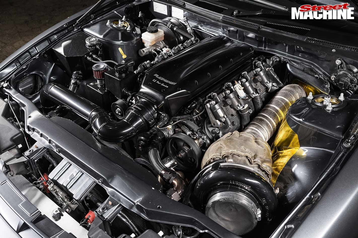 Turbo Ls3 Powered 1999 Nissan 200sx S14
