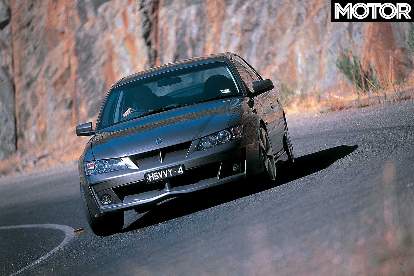 2003 FPV Falcon GT v HSV Clubsport comparison review: classic MOTOR