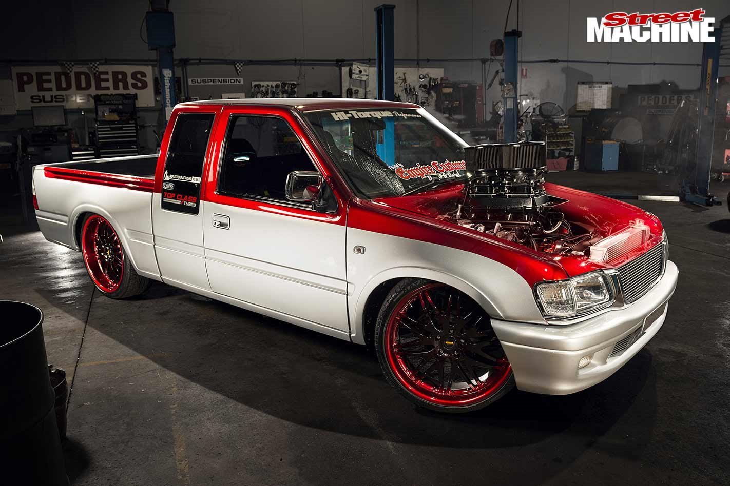 Ls1 Powered 1996 Holden Tf Rodeo Space Cab Whynot