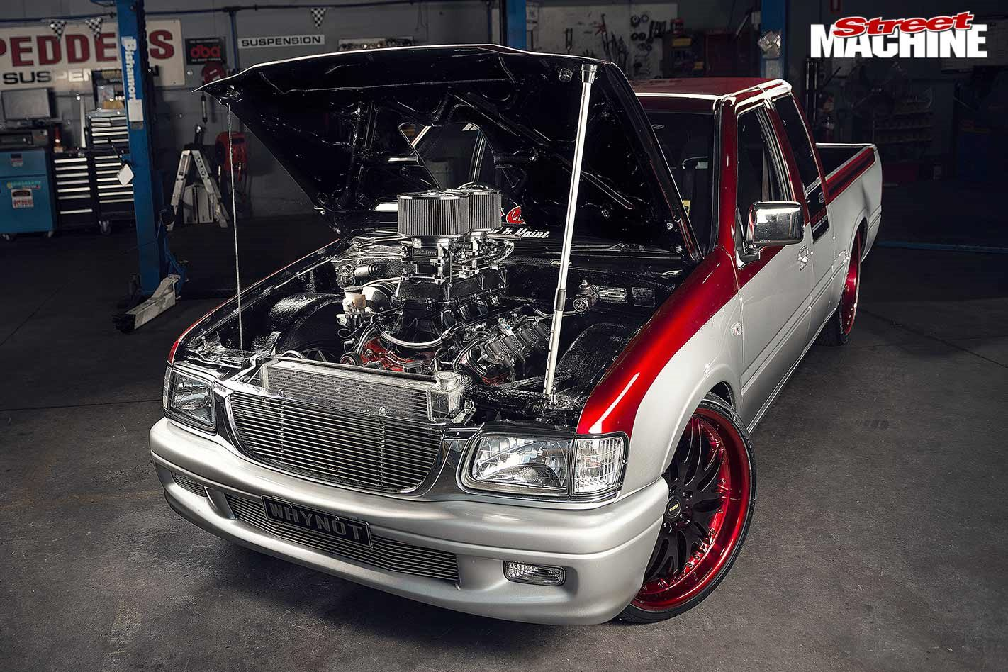 LS1-powered 1996 Holden TF Rodeo space cab - WHYNOT
