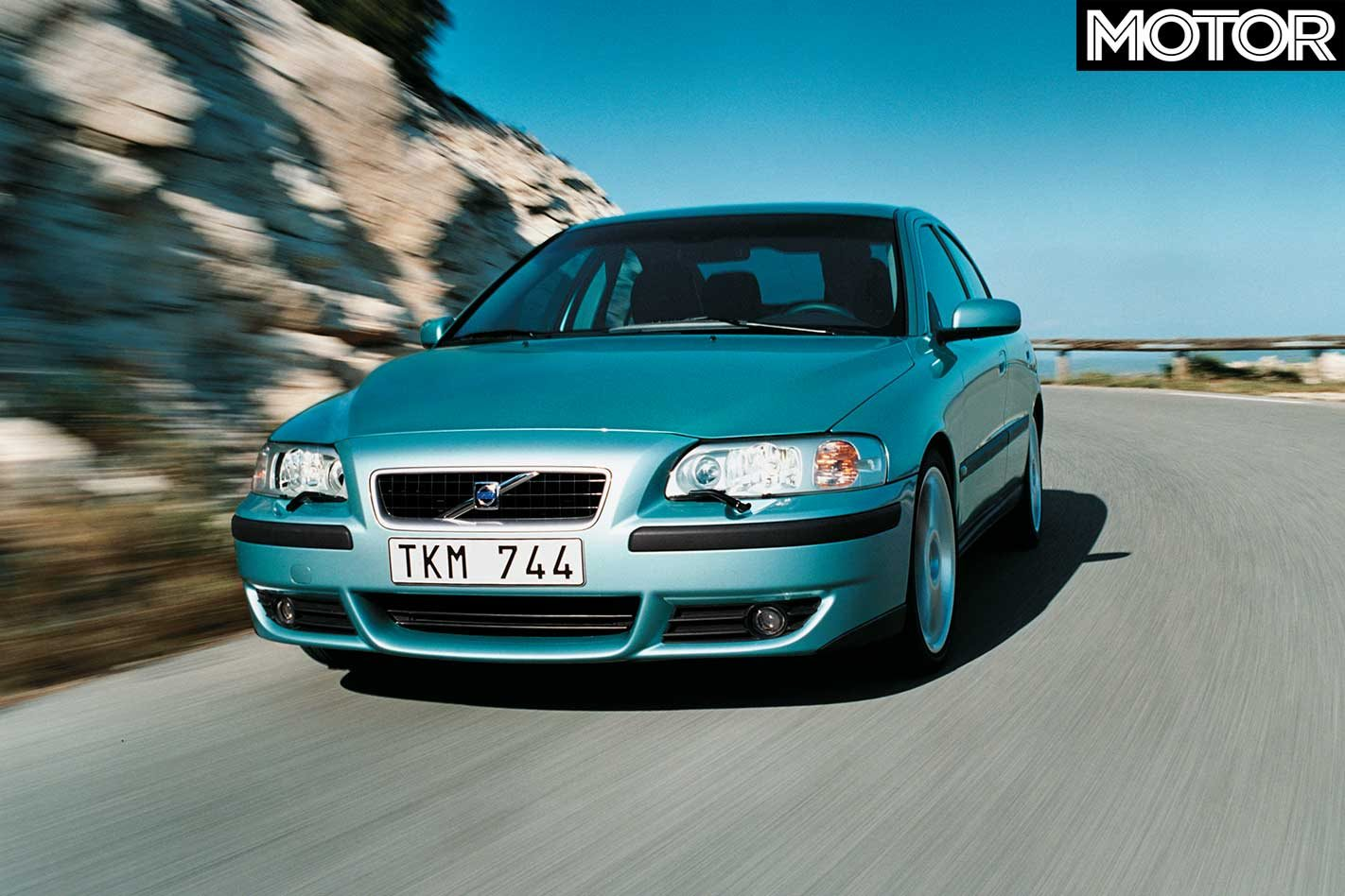 2003 Volvo S60 R review: classic MOTOR