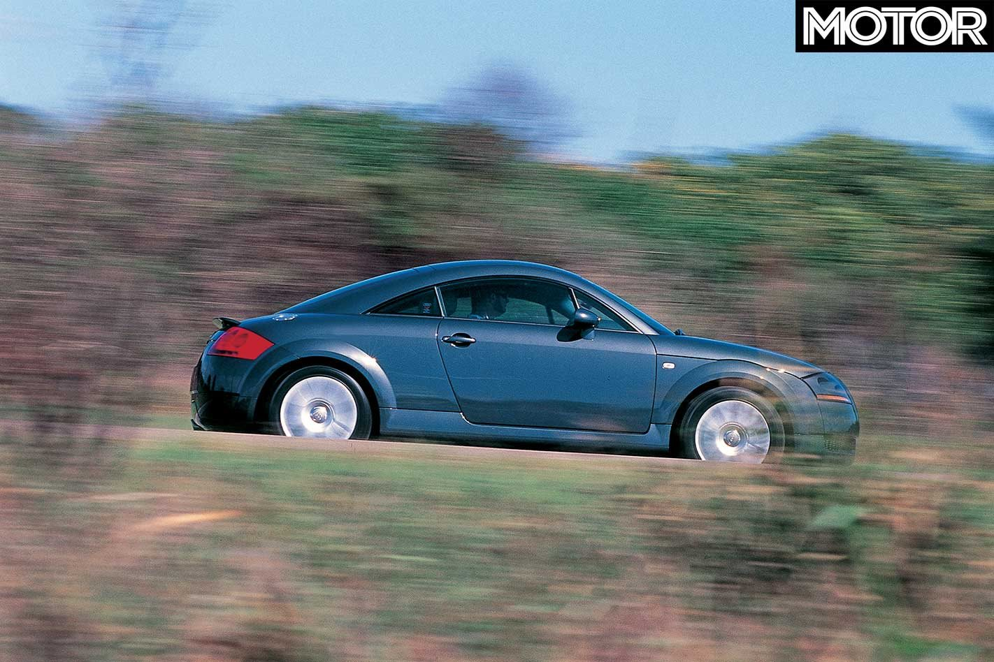 2003 Audi Tt Tiptronic Review Classic Motor