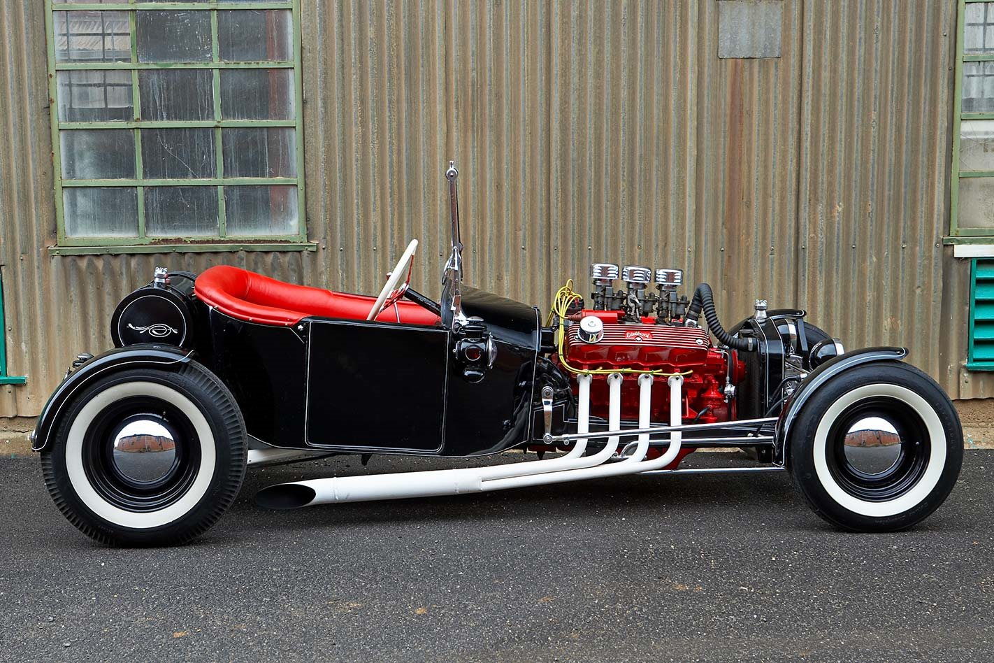 model a ford carb