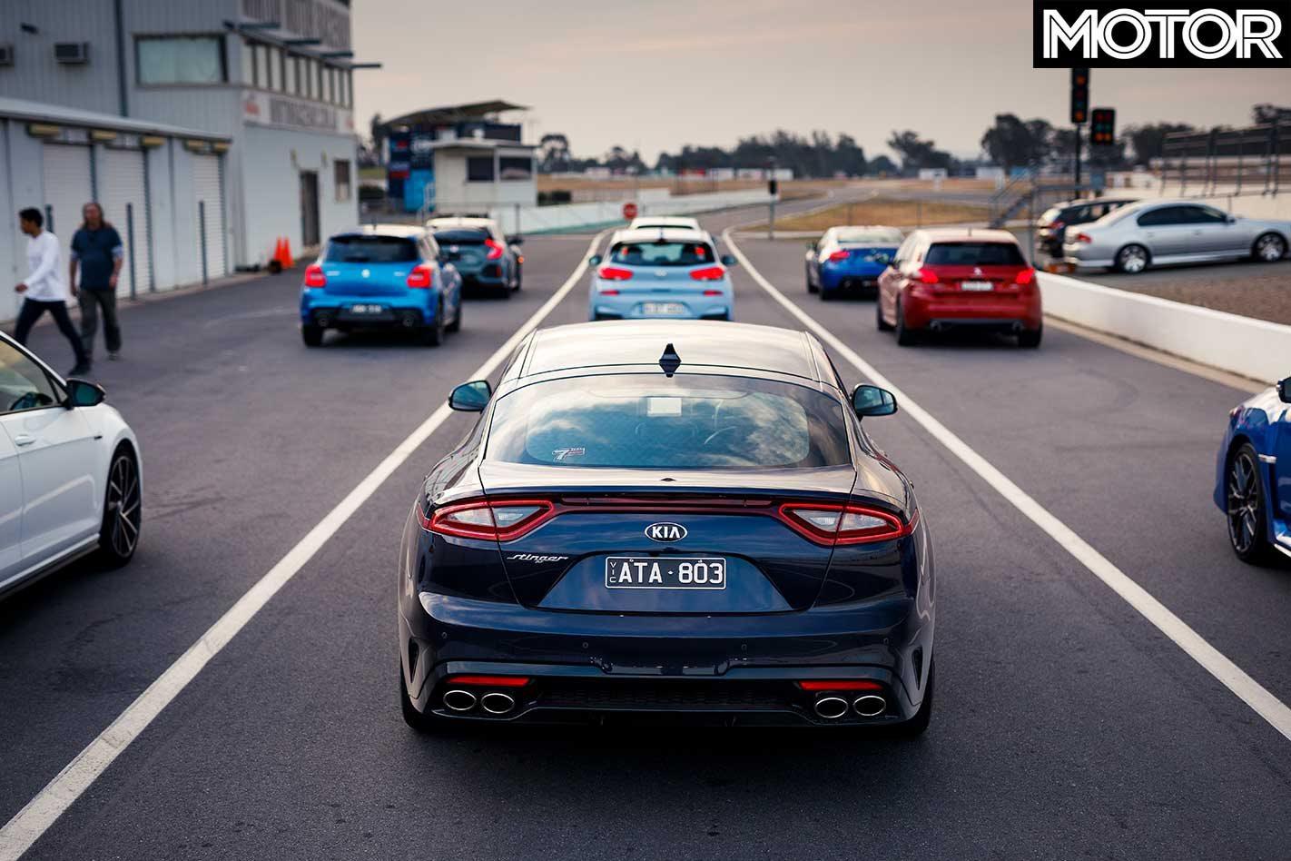 MOTOR Best Value Performance Cars: Bang For Your Bucks 2018