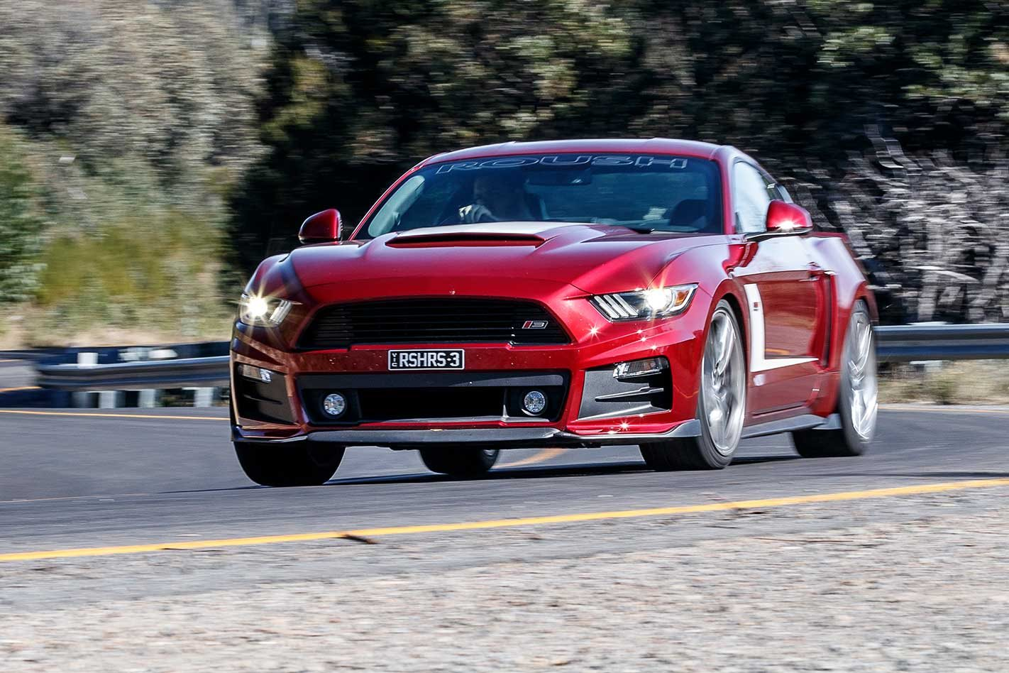 2018 mustang motorsport roush rs3 automatic performance review