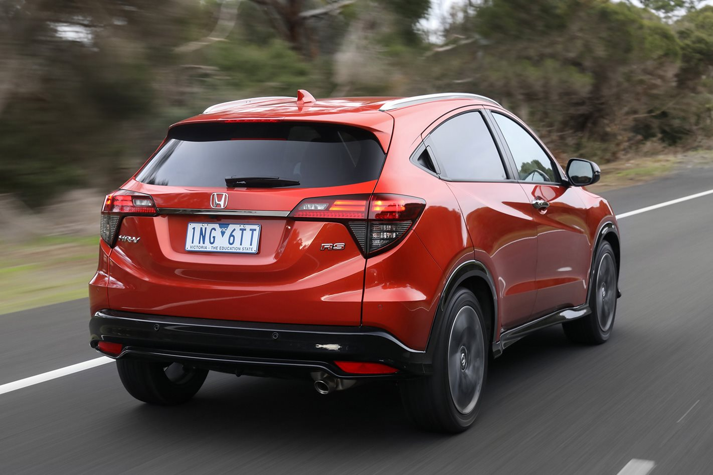 2018 Honda Hr V Pricing And Features Announced
