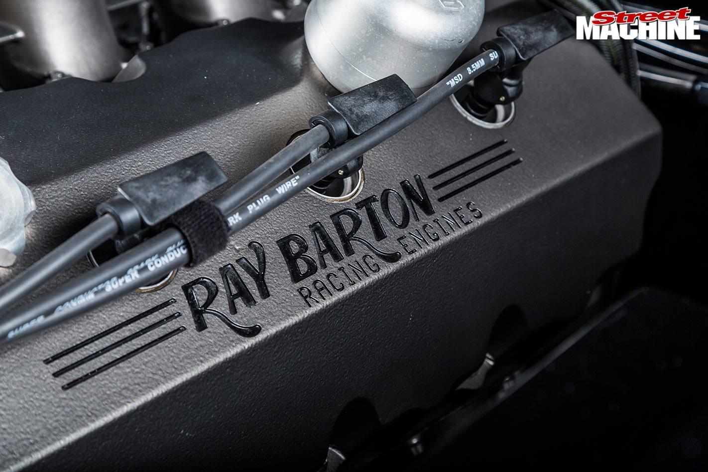 Ray Barton Hemi