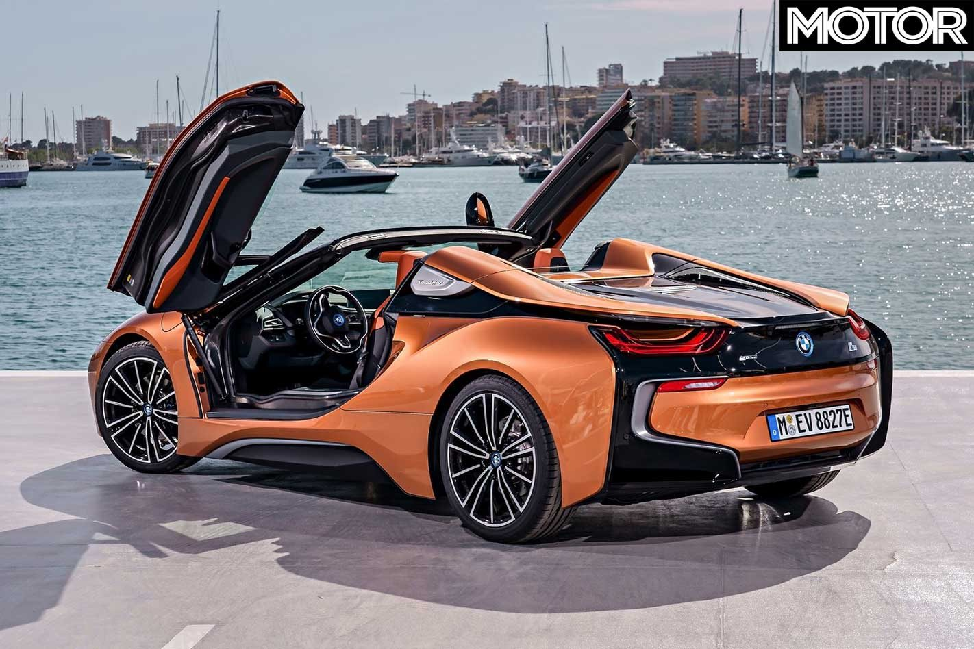 2019 Bmw I8 Roadster Pricing Revealed