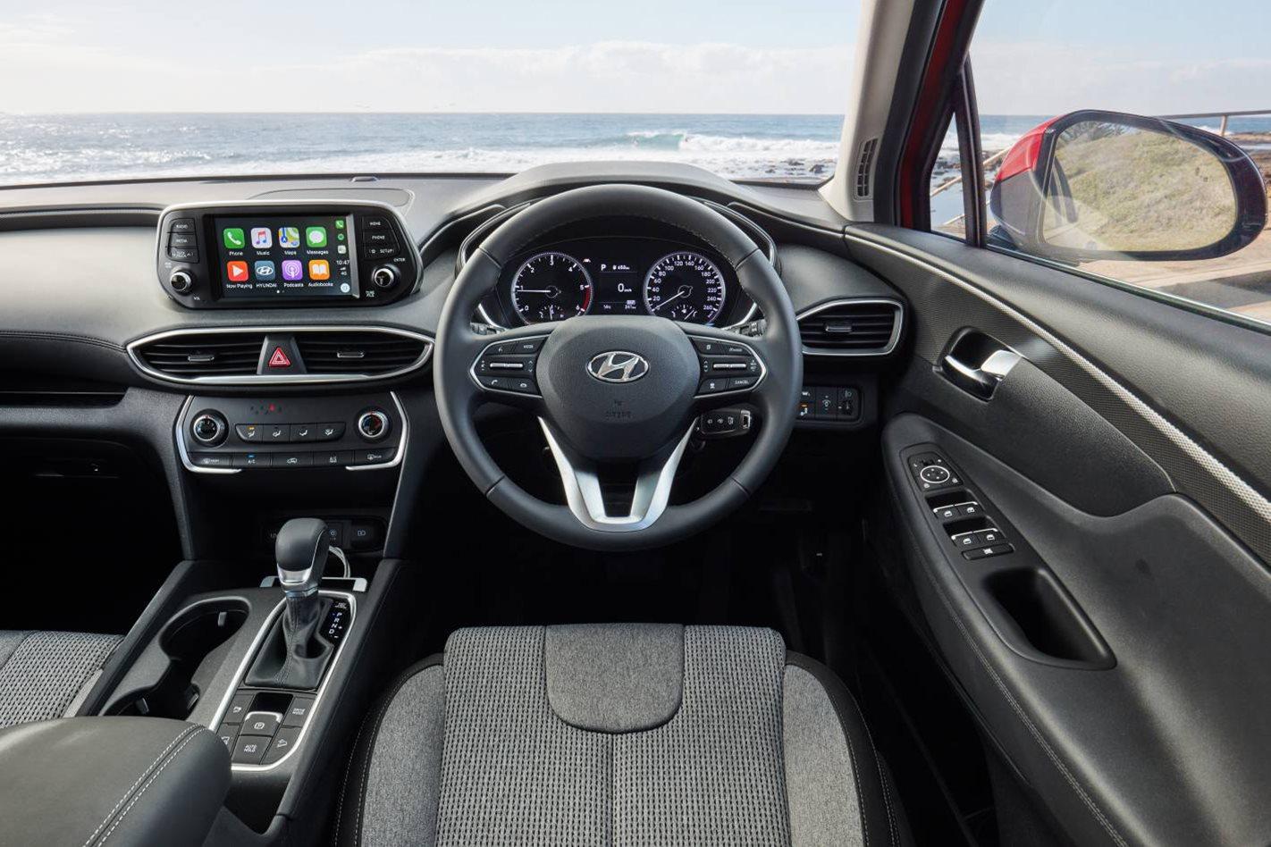 Hyundai Santa Fe 2020 Review Pricing Features