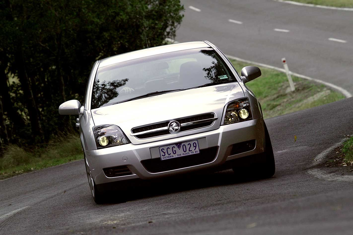 2003 Holden Vectra Cdxi Review Classic Motor